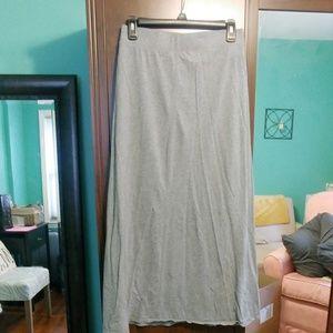 Sonoma Maxi Skirt- Purple and Grey